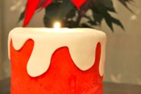 CANDLE CAKE by Tea's Cake
